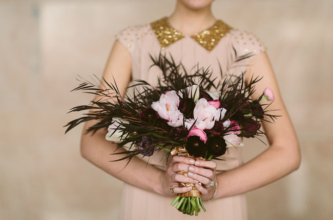 new years eve bouquet