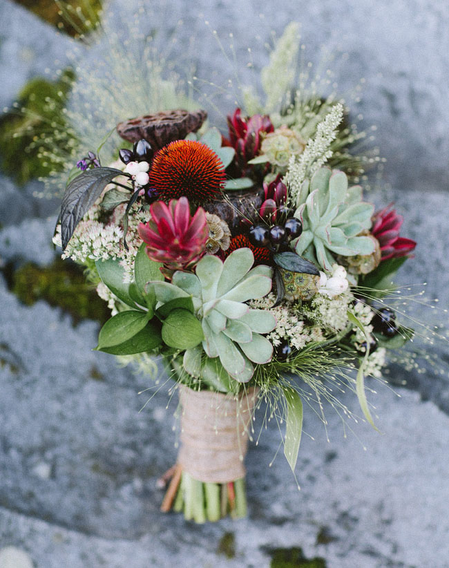 ice caves bouquet