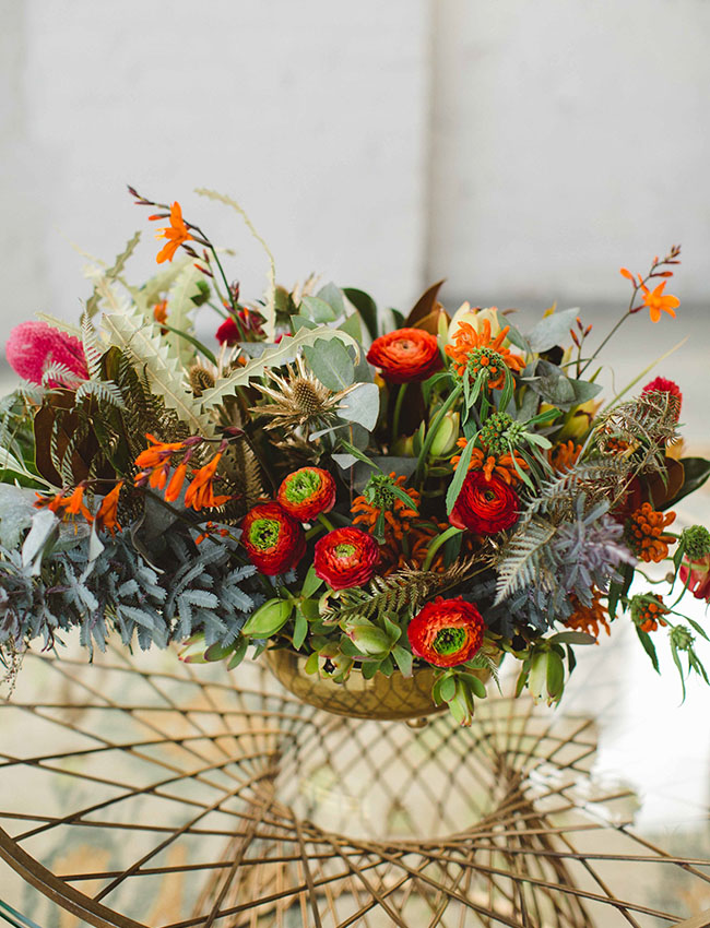 bohemian blooms