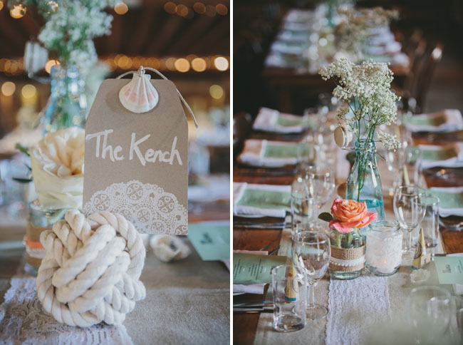 knot table numbers