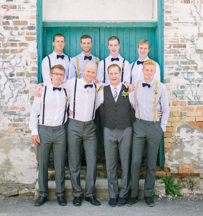 canadian groomsmen