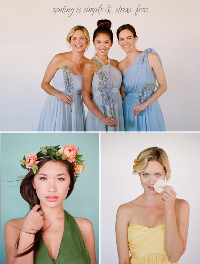 Rent Wedding Dress Chicago 82 Simple Little Borrowed Dress