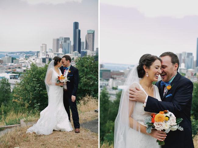 Sodo Park Seattle Wedding: Sarah + Parker