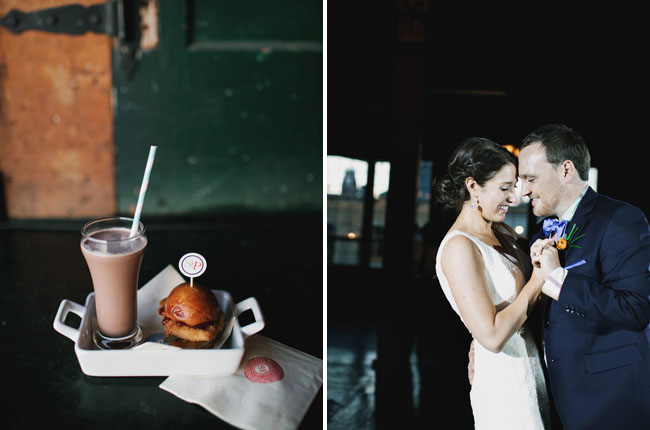 milkshakes and burgers