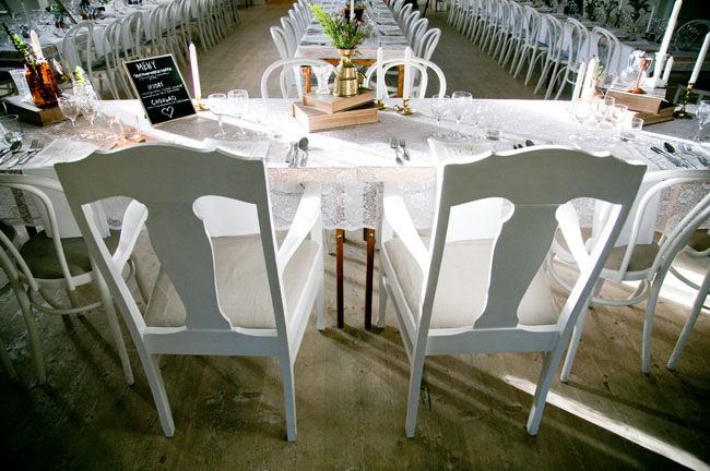 vintage swedish wedding