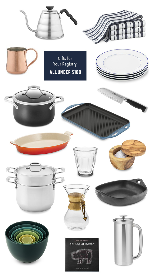 wedding registry gifts from williams sonoma
