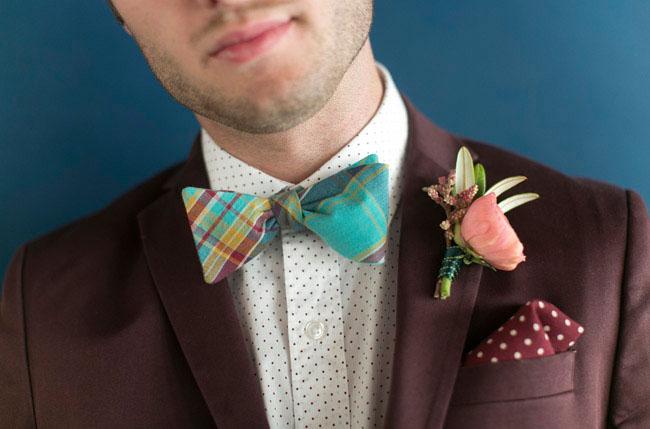 retro mod bow tie
