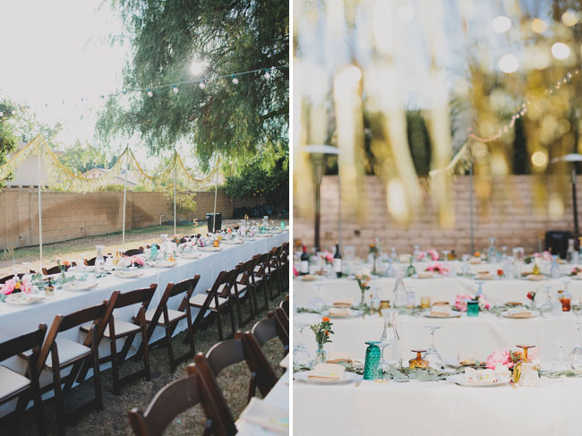 colorful fiesta wedding