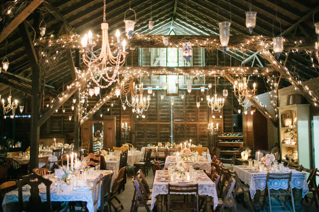 Romantic California Barn Wedding Dianna Brian