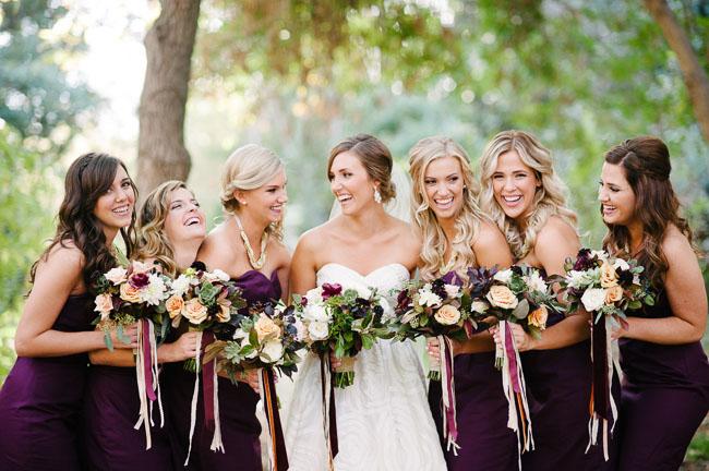 fullerton bridesmaids