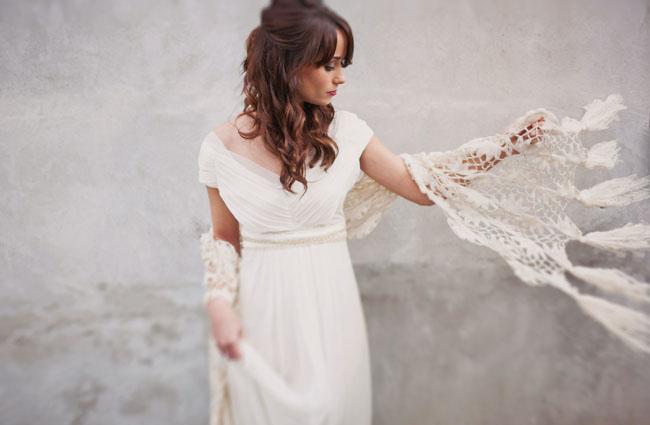 macrame bride