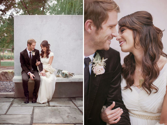 macrame wedding inspiration