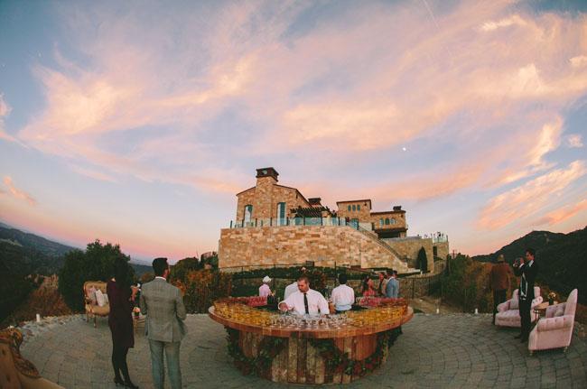 Malibu Rocky Oaks Dinner Party Hosted By Case De Perrin