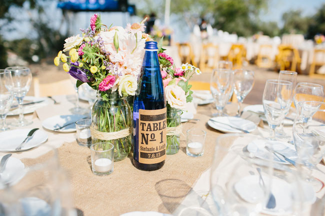 blue bottle table numbers