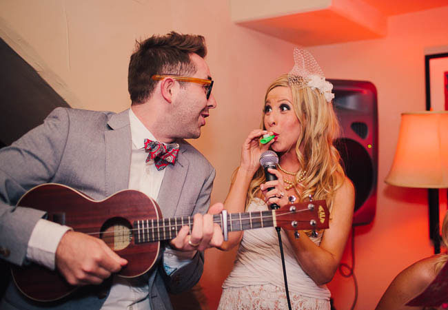 bride and groom music