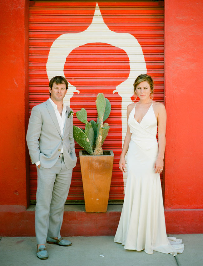 mexico bride and groom