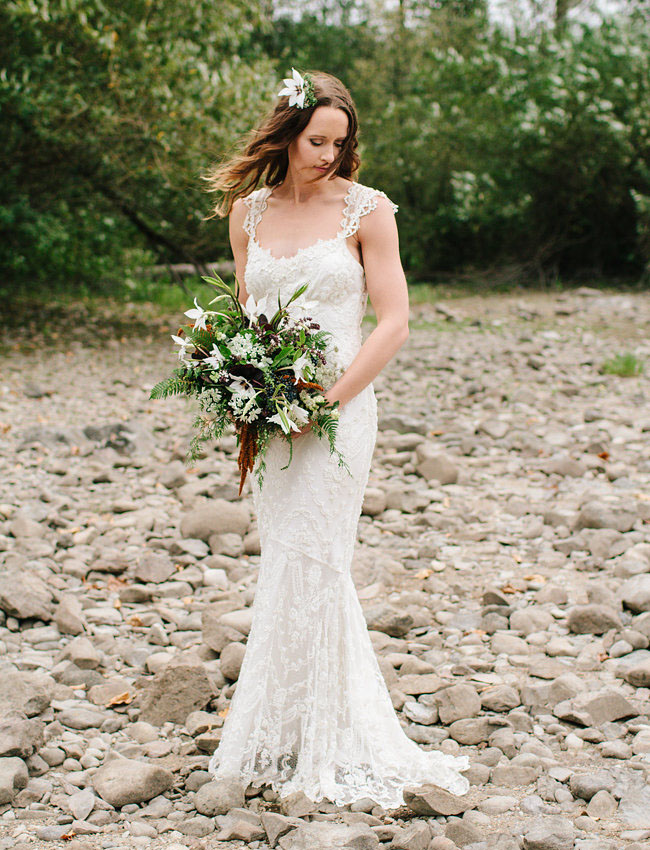 northwest nature bride