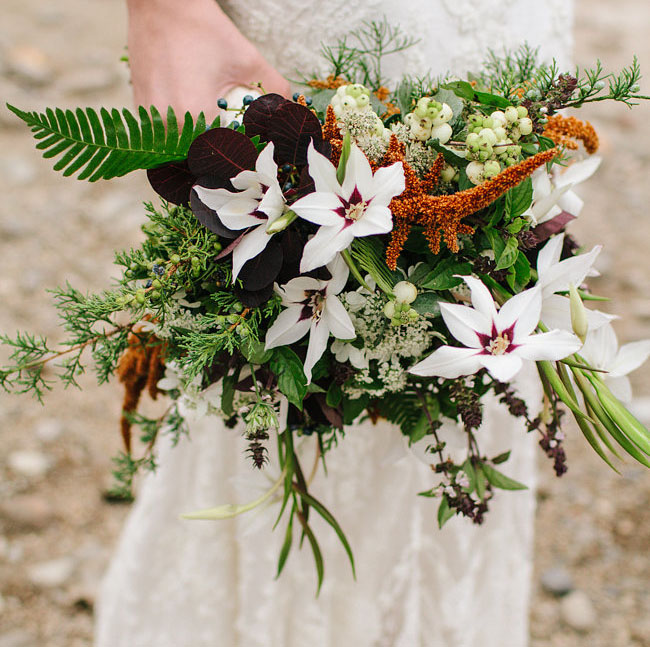 northwest nature bouquet