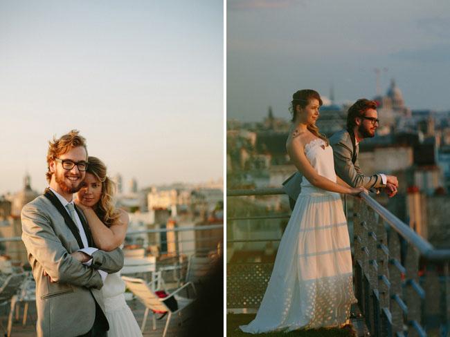 paris rooftop inspiration