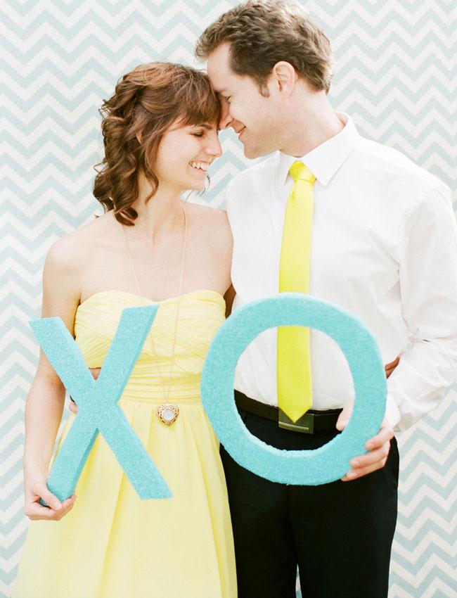xo letters