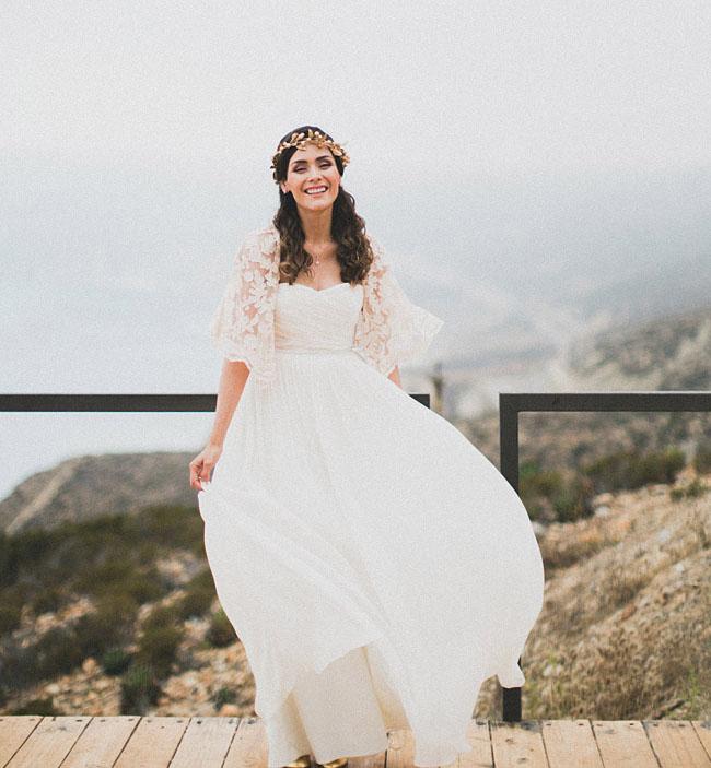glamping bride