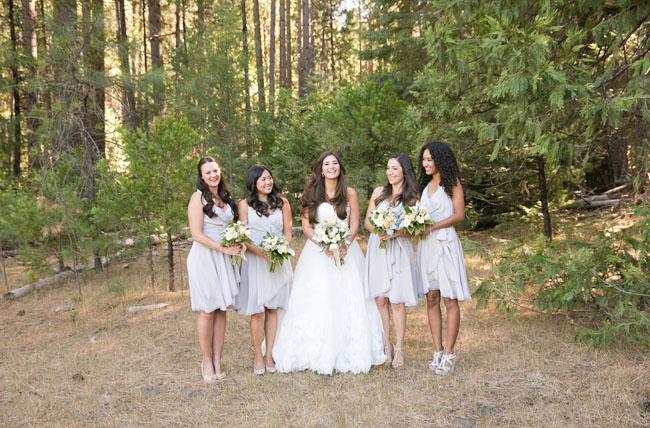 yosemite bridesmaids