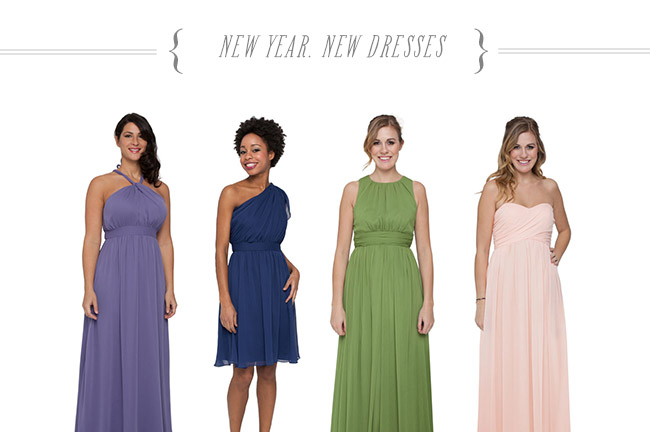 Stress Free Bridesmaid Dress Rental With Little Borrowed Dress