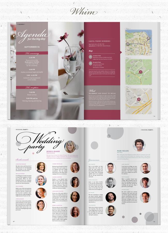 Twenty Pages Wedding Magazine