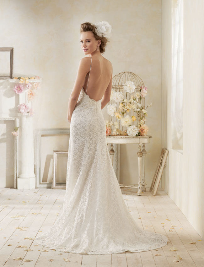 The Modern Vintage Bridal Collection From Alfred Angelo Is Perfect Fusion Of Ethereal Beauty Glamour Featuring Delicate Lace Detailing