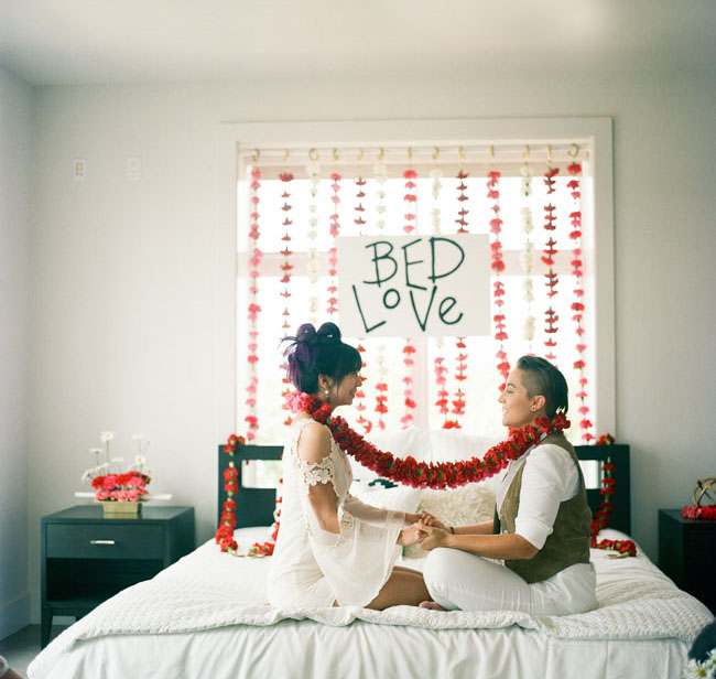 bed in love inspiration
