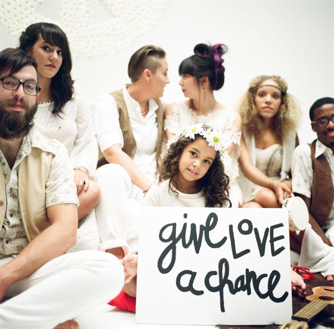 give love a chance