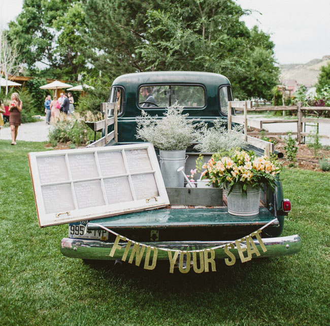 old pickup truck escort cards