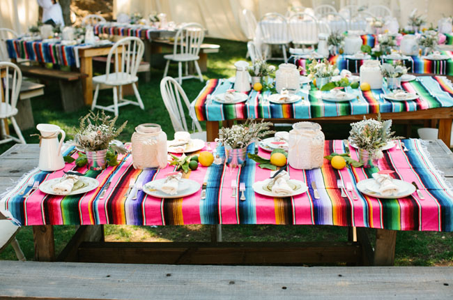 fiesta table cloth