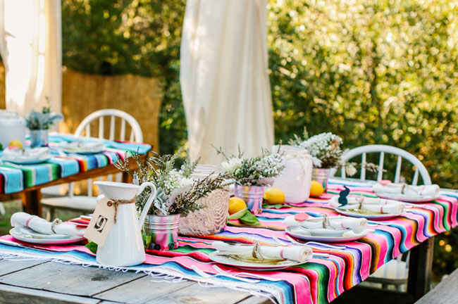 fiesta table cloth