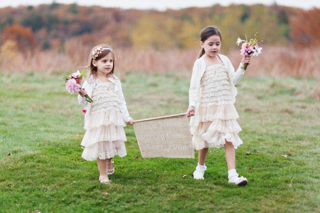 hudson valley flower girls