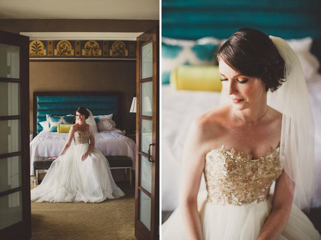 Wedding Dress Rentals San Diego 11 Perfect gold brides dress