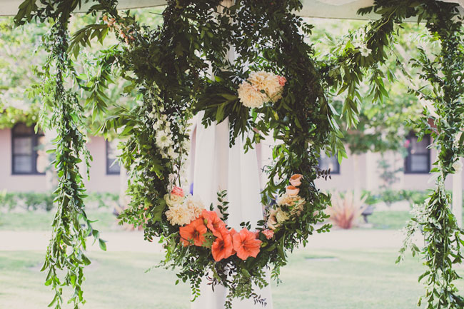 greenery garland decor