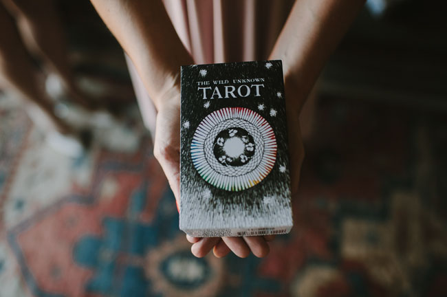 wedding tarot cards