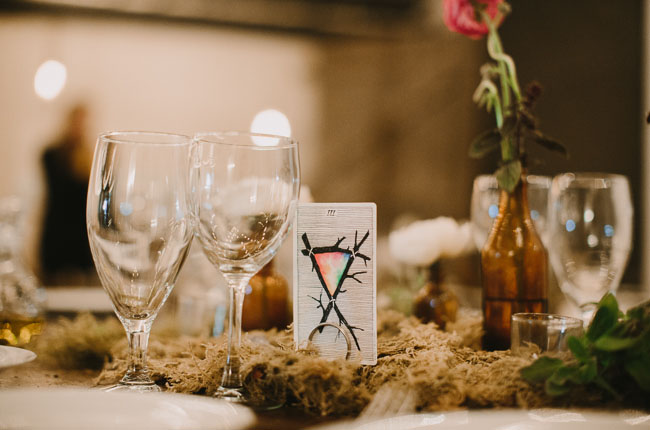 tarot card table numbers