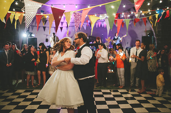 kansas carnival wedding