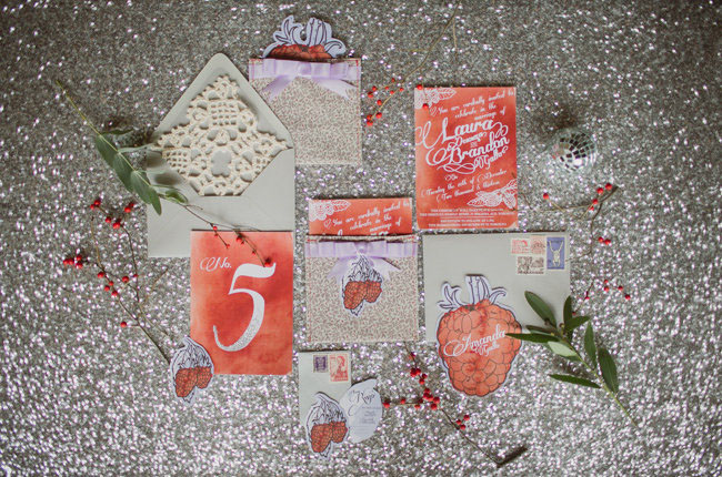 disco valentines invitation