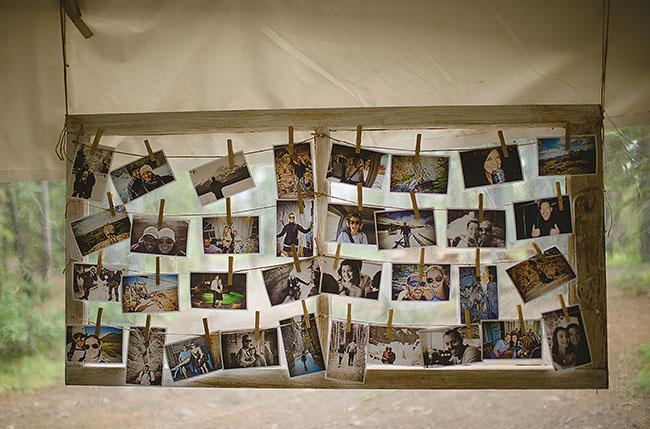 photo clothesline