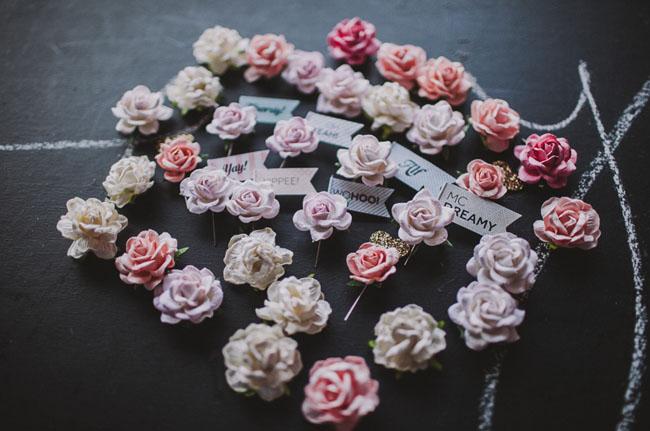 flower boutonnieres