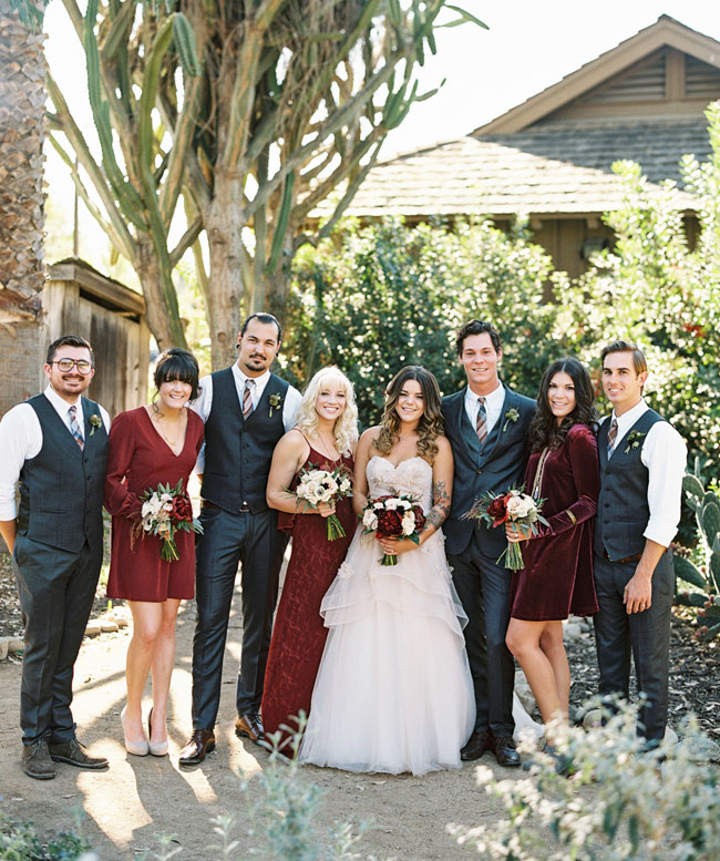 California Villa Wedding Sydnee Sam