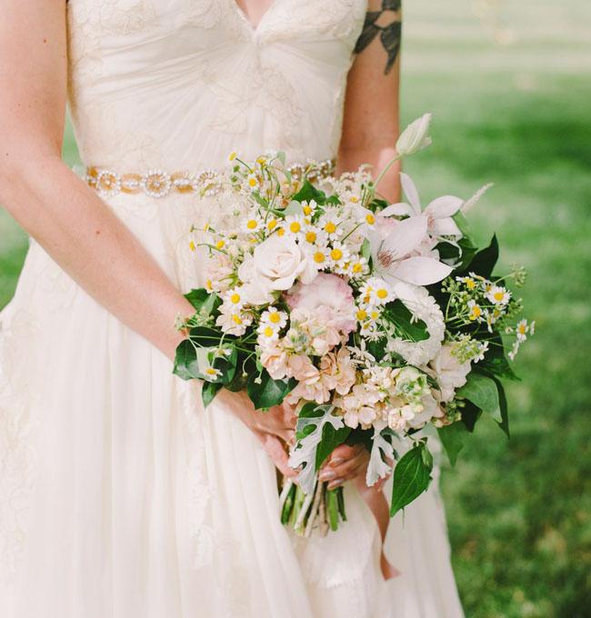 pennsylvania barn bouquet