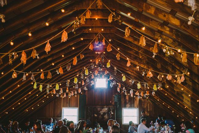 Pennsylvania barn wedding