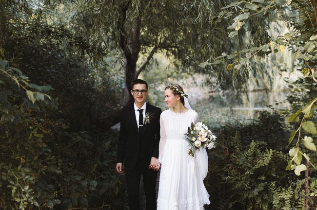 brooklyn backyard wedding