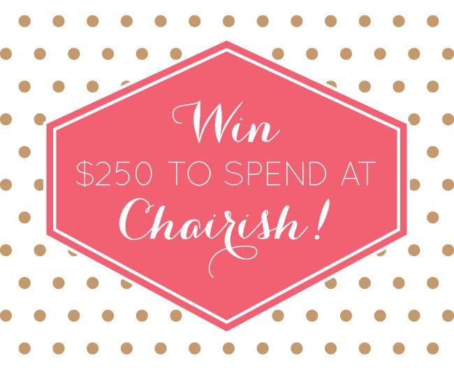 chairish _250_giveaway