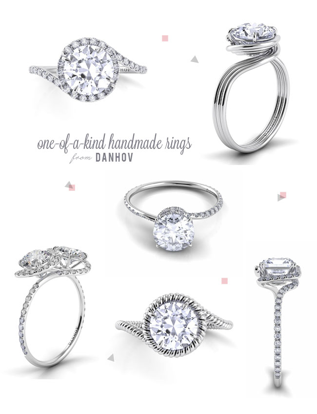 danhov engagement rings