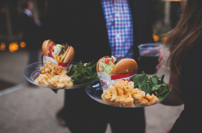 in n out catering